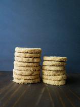 Hazelnut Orange Slice and Bake Cookies
