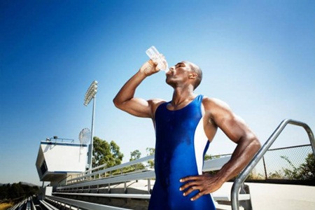 Hidratação na prática de esportes!