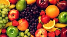Mais frutas, mais cor, por favor!