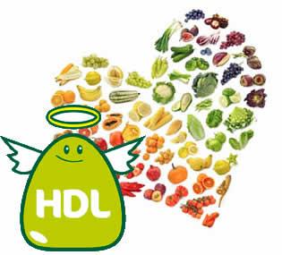Como estão seus níveis de HDL?