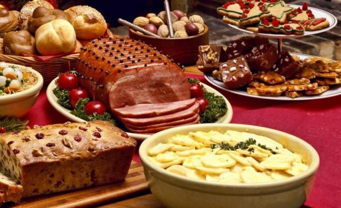 Como curtir as festas de final de ano sem engordar?