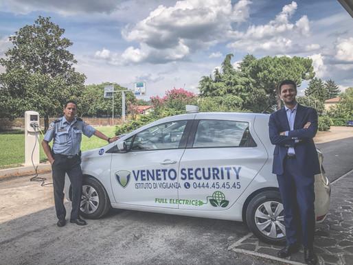 La sicurezza è green! Intervista a Veneto Security Srl