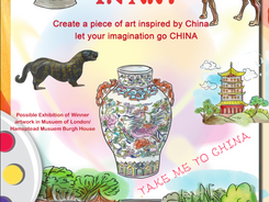 Chinese In Art Project Competition