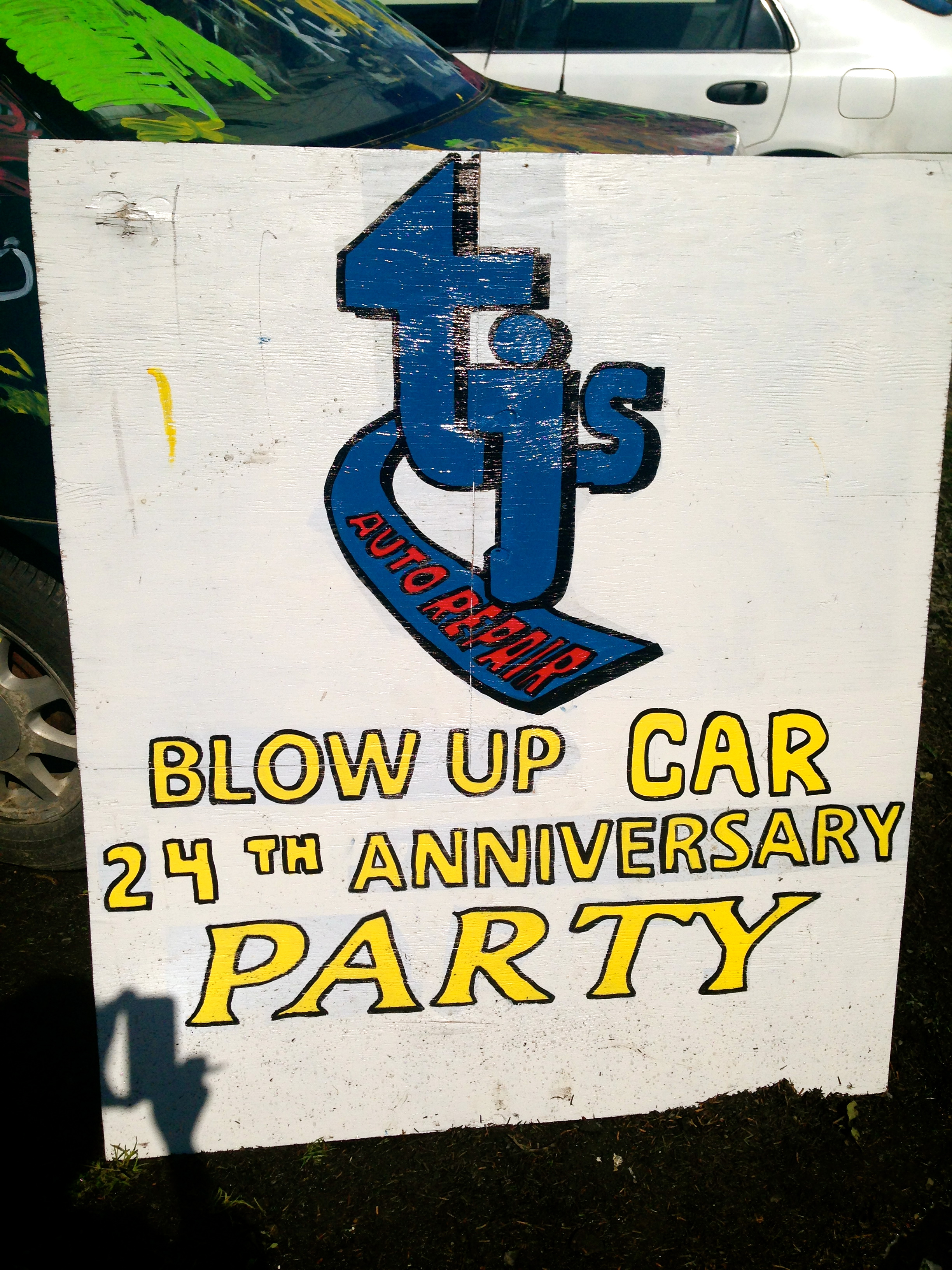 TJ's  24th Anniversary Party!