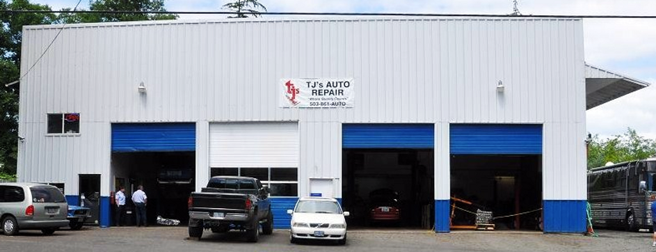 TJ's Auto Repair in Warrenton Oregon, Family Owned and Operated, 503-861-AUTO