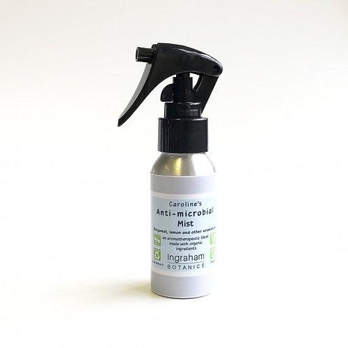 Antimikrobiális permet (BIO)