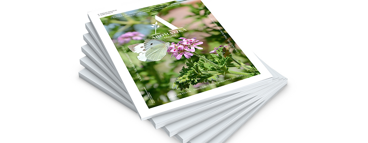 Aromatika magazin 2014 - 2020 (7 évfolyam)