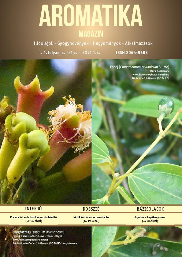 Aromatika 2014. 1.4