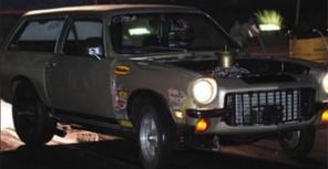 Vega Race Car