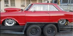 64 Nova Drag Race Car