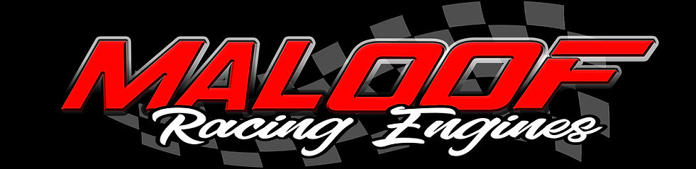 Maloof Racing Engines Logo