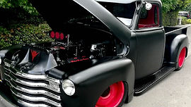 "52 Chevy ""Stealth"" Truck"