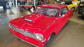 1964 Nova Drag Car
