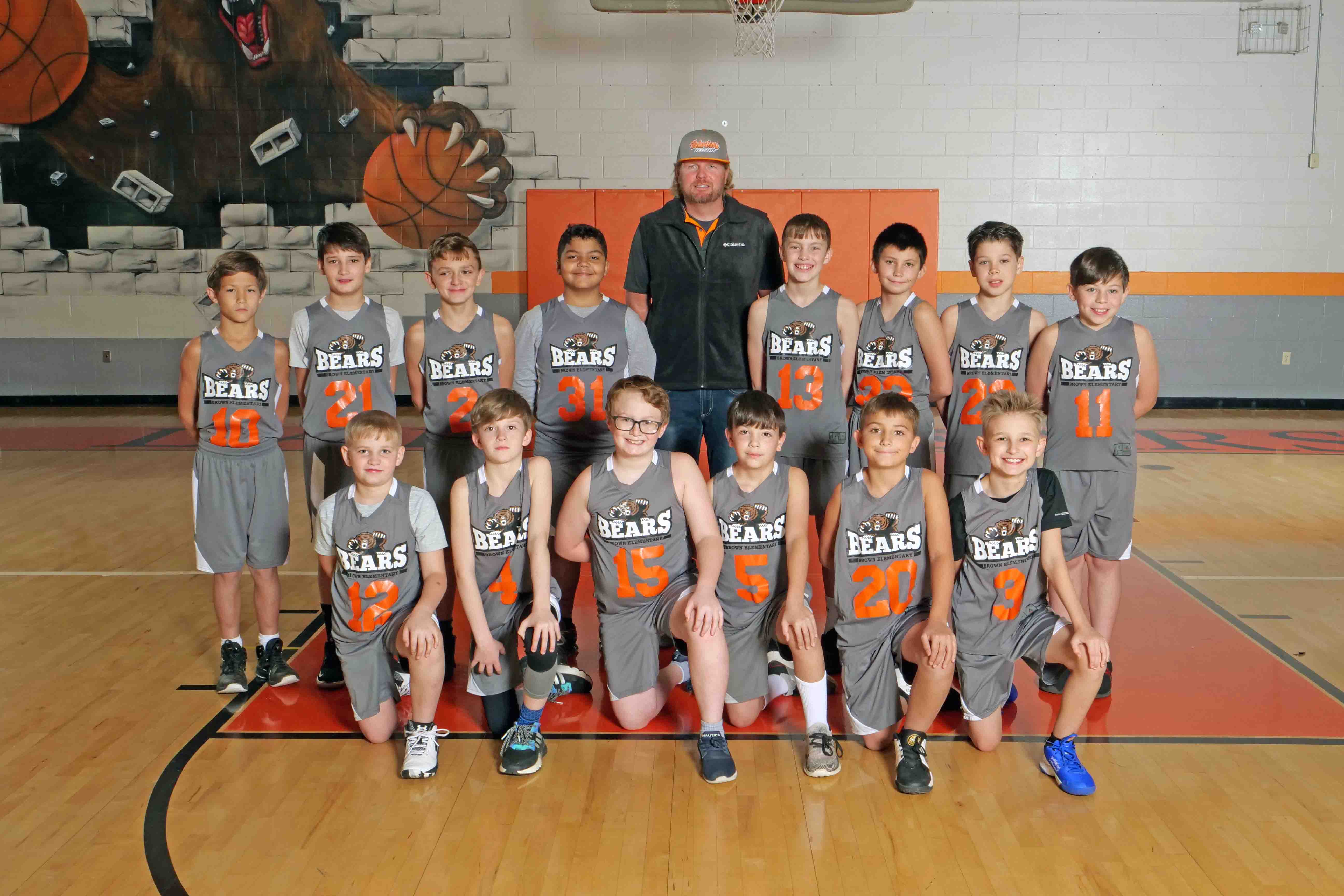 Junior Varsity Boys Basketball