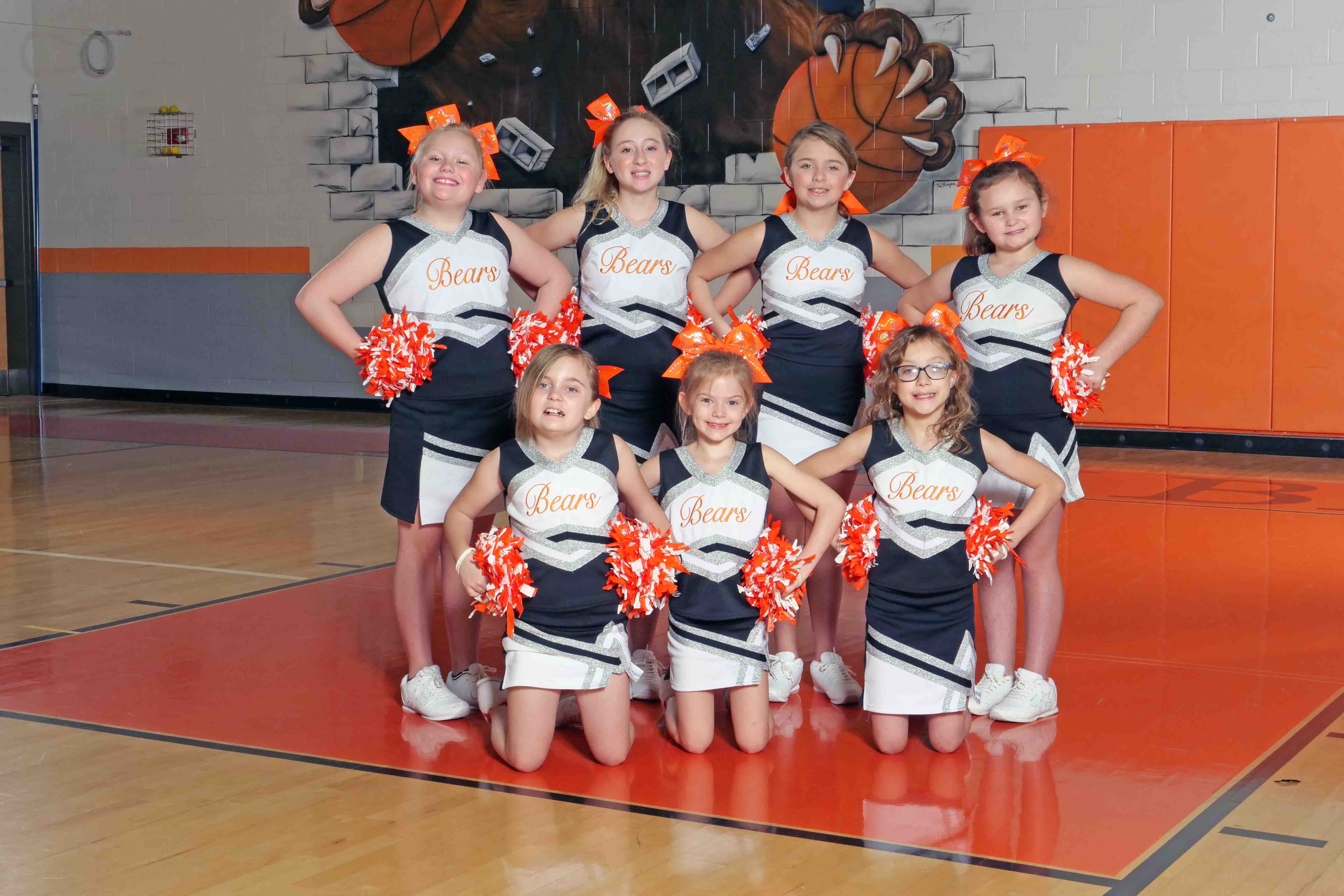 Junior Varsity Cheer