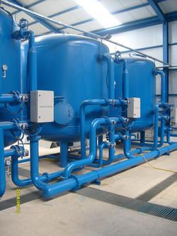 İSKİ (ŞİLE) Water Treatment Plant