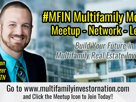 #MFIN Multifamily Monday Meetup (Nashville, TN)