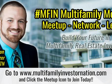 #MFIN Multifamily Monday Meetup (Nashville, TN)