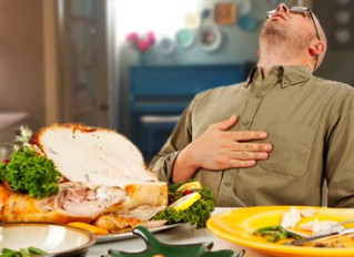 4 Tips to Avoid Holiday Overeating