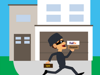 4 Tips to Prevent Porch Pirates from Pinching Your Packages
