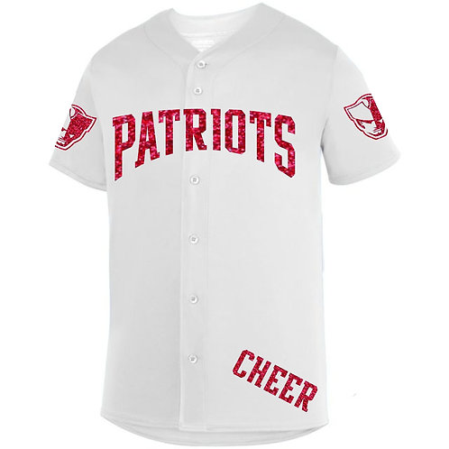 Patriots Cheer State Jersey Adult/Youth