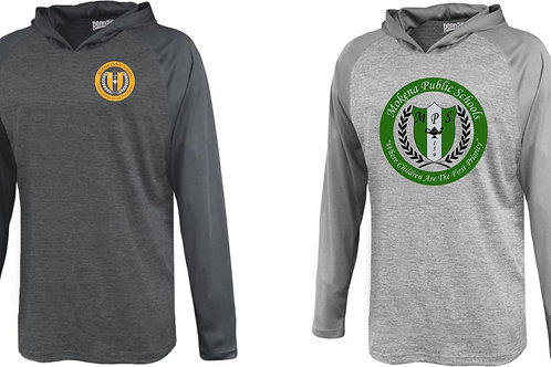 District Performance Lightweight Hooded Tee Youth & Adult