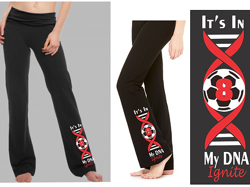 Yogo Pants Ladies & Girls-DNA Design