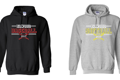 Elwood Design A-Adult/Youth Hoodie
