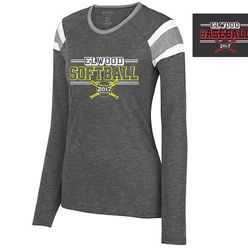 Design A- Ladies Fanatic Long Sleeve