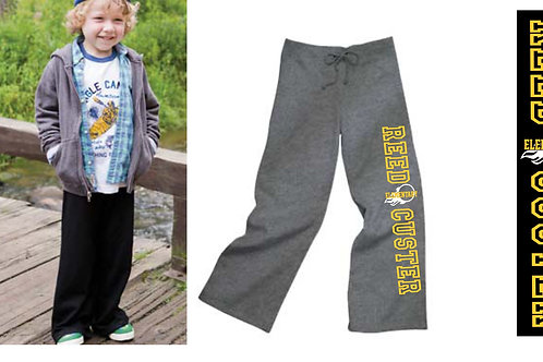 New-Youth Fleece Pant- With Drawstring