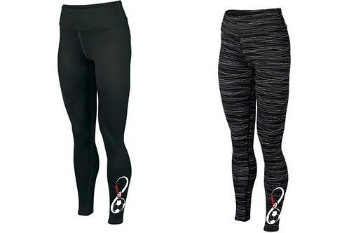 Performance Leggings -Ladies Infinity Design