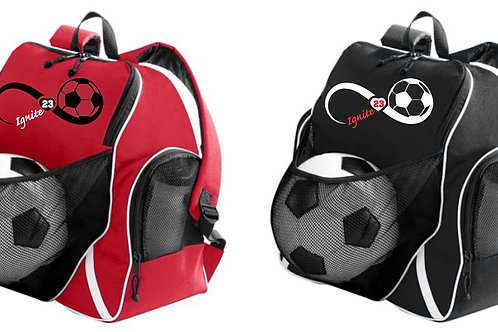 Infinity Design Tri-Color Ball Backpack