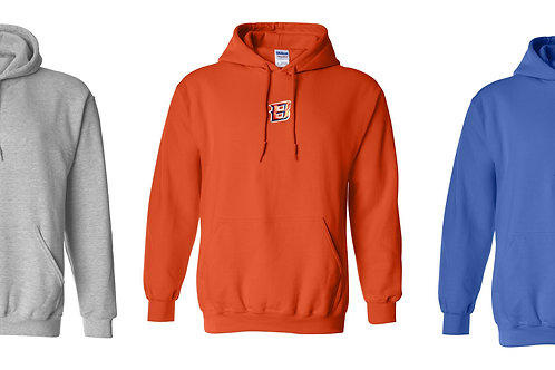 Badger B Embroidery-Adult & Youth Hoodie