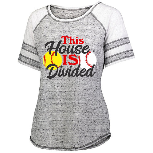 Ladies Advocate Shirt-House Divided