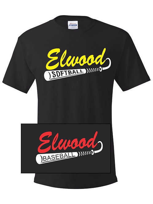 Elwood Design B-Adult/Youth  T-shirt