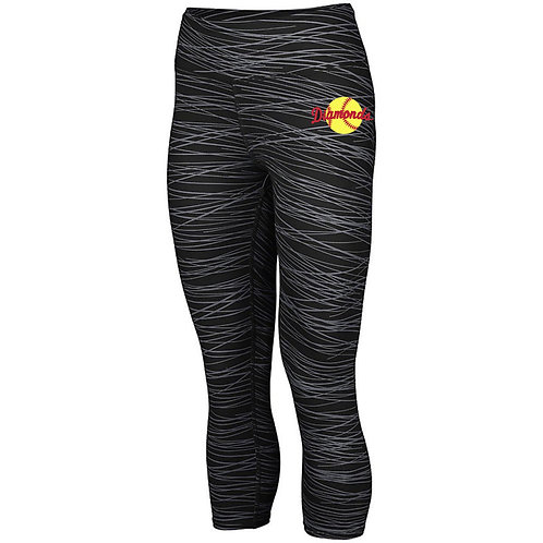 Ladies Performance Capri