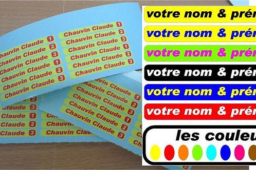 """lot de 3x 12 bandelettes Flèches type """"arrowsocks"""""""