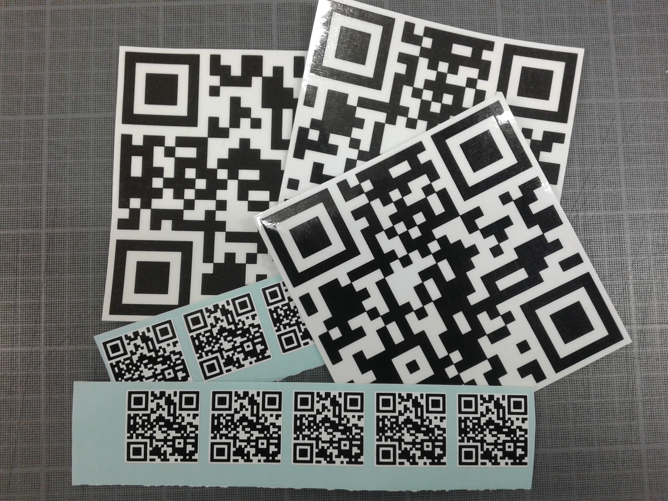 stickers QR code - Flash code