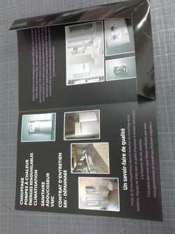 pochette cartonnée A4