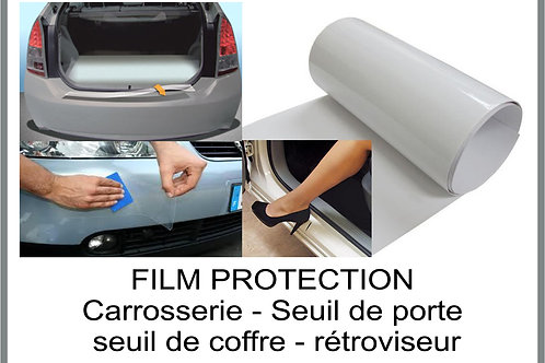 film protection carrosserie  anti-gravillons