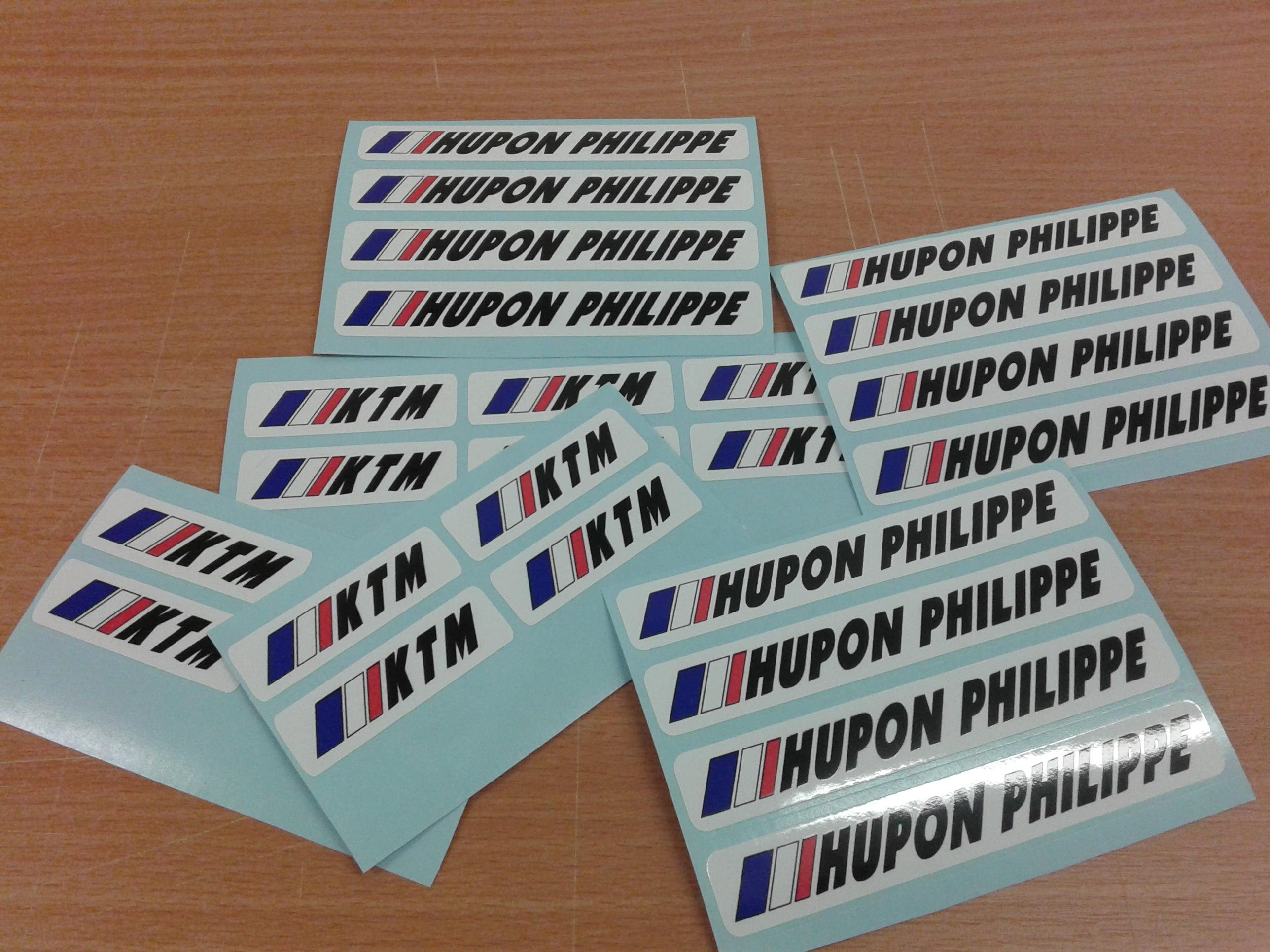 stickers nom prénom pseudo