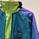 Thumbnail: Colour block waterproof jacket