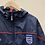 Thumbnail: Reworked Umbro 1/4 zip jacket