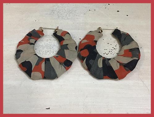 Gangster Wrap earrings