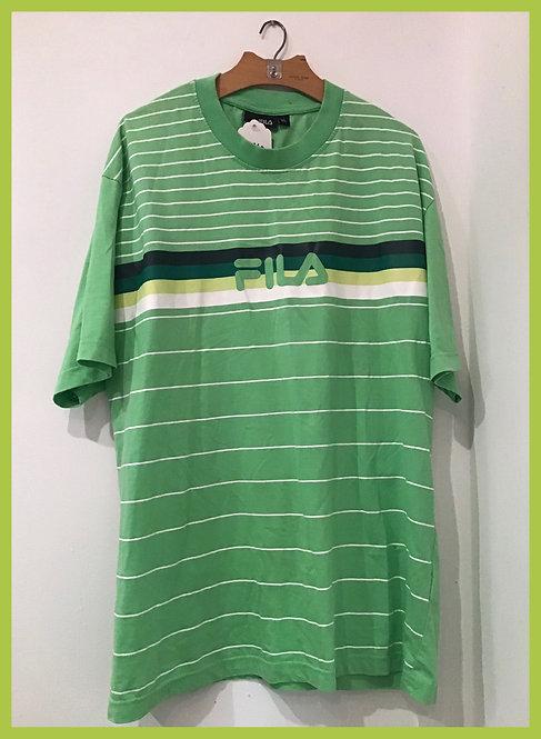 Green Fila T-shirt