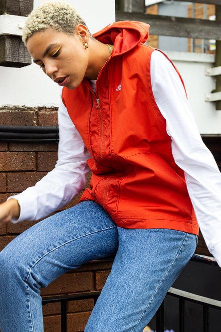 Adidas sleeveless jacket