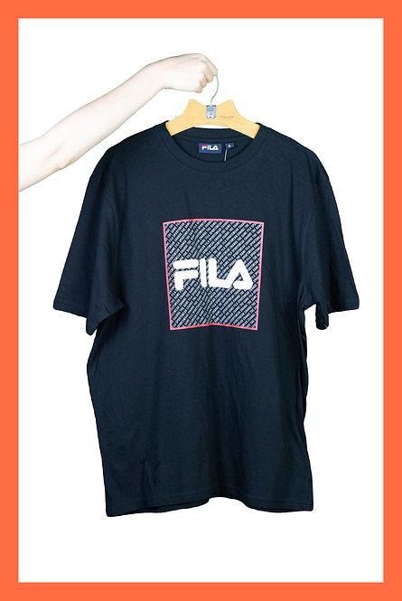 Black Fila T-shirt