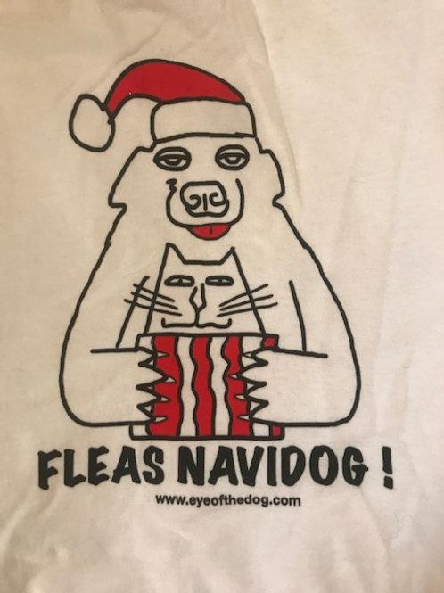 Fleas Navidog t-shirt