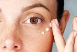 Skin Diva eye cream and treatment mask