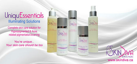 UniquEssentials Age-Smart Skin Care Solutions I Skin Diva Studio I Online Shopping I Bowmanville, ON
